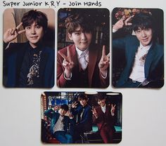 Zoe_Raver uploaded this image to 'Completed Photocards/SUPER JUNIOR'.  See the album on Photobucket.