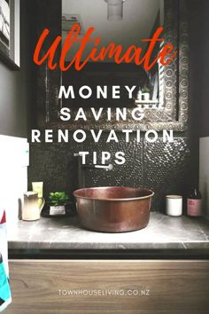 My ultimate money-saving renovation tips ~ Home Squared Plastering, Tiling, Money Saving Tips, Continue Reading, Townhouse, Budgeting, Number, Blog, Diy