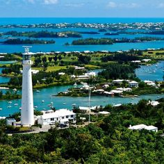 #Gibbs #lighthouse #Bermuda