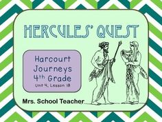 hercules 39 quest education k 5 4th grade reading books 4th grade reading student learning. Black Bedroom Furniture Sets. Home Design Ideas