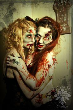Zombie love.....
