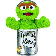Gund Sesame Street Oscar The Grouch 10 inch Plush - $16.99 at toys r us