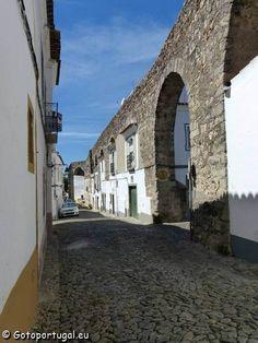 Venez visiter Évora, la belle capitale du Alentejo