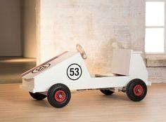 Seifenkiste für kleine Rennfahrer | DIY Projektanleitungen zum Selber Bauen