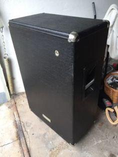 Vintage JBL BB-240 Bassbox 2x15 (Fender Bassman) in Bayern - Schwarzenbruck | Musikinstrumente und Zubehör gebraucht kaufen | eBay Kleinanzeigen