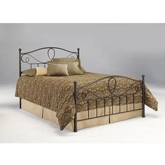 $272 - Sylvania King Bed, French Roast