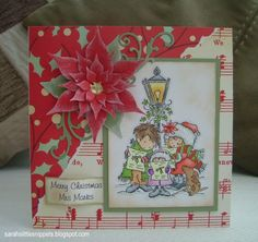 lili of the valley christmas cards - Google Search