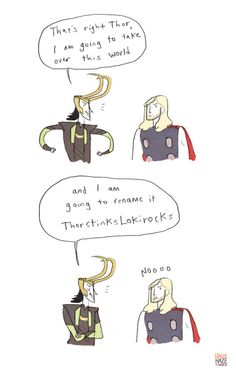 Loki you're a monster