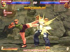 CLIQUE PARA JOGAR PERFECT FIGHTER NO CLICK JOGOS: um excelente jogo de luta online com gráficos 3D e boa jogabilidade inspirado em Tekken e Street Fighter.