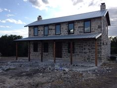 19th century farmhouse renovation in progress.