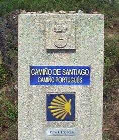 """Camino de Santiago (""""The Way"""") -- Portuguese portion"""