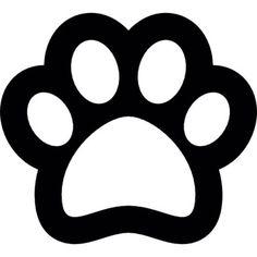 Resultado de imagen para siluetas de hueso y perros