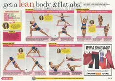 Seventeen Workouts : Photo