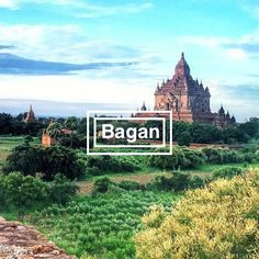 Bagan is the ancient city situated in Mandalay Region Of Myanmar. This is the capital city of first kingdom of Myanmar from to centuries. Bagan, Old City, Travel, Old Town, Viajes, Destinations, Traveling, Trips, Tourism
