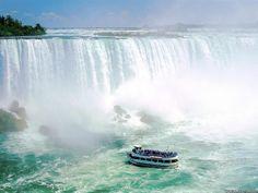 Niagara Falls, Canada – America