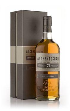 A 21 year old single malt, triple distilled and aged in second fill sherry casks, though nothing is lost to the power of the sherry. Scotch Whiskey, Bourbon Whiskey, Whisky Bar, Master Of Malt, Summer Fun For Kids, Single Malt Whisky, 21 Years Old, Liquor Bottles, Distillery