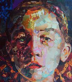 Jeff Huntington remake your photos from scraps #ap2dtheme #artsed
