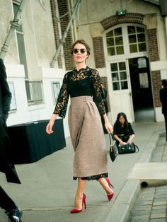The Hottest Fashion Week Street Style - London and New York Fashion Week - Cosmopolitan