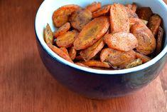 Sütőtökfűszeres sült répachips Naan, Sweet Potato, Almond, Paleo, Chips, Potatoes, Snacks, Vegetables, Cooking