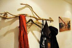 1 Treibholz - 1 Garderobe - viele Stile