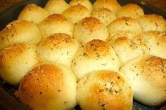 Meatball wrapped in Garlic Bread - Sweet Treat Eats