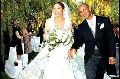 Jennifer Lopez | jennifer en su boda con cris judd jennifer y ben affleck con