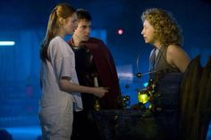 Doctor Who - River Song face a ses parents
