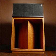 klipsch la scala, beautiful speaker.