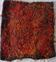 Eiloren: Interview series: Textile Artist, Felicity Hopkins