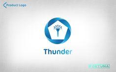 Diseño de Logotipos para productos de la marca NGS (Nutrición y Genética Saludable). By: Fortuna Estudio #redesign #design #ngs #fortuna #estudio #fortunaestudio #branding #orange #thunder #genetic #logo