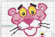 Pantera+Rosa+-+Punto+de+cruz.jpg (1177×799)