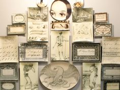 John Derian Company- Have to have a piece in every room of the house so I can look at all the time!