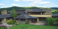 Frank Lloyd Wright Architecture - A Selection of Buildings: 1911 - 1925: Taliesin