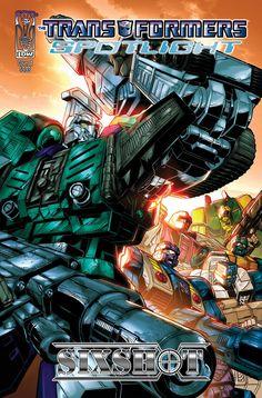 The Transformers: Spotlight: Sixshot