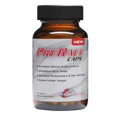 PreRace is a revolutionary pre-exercise supplement developed to provide endurance athletes with a potent mental and cardiac jump-start for races or workouts. #TribayMarket