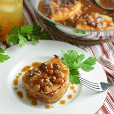 Apple Cider Pork Chops Recipe on Food52 recipe on Food52