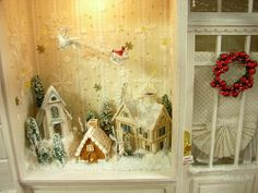 ☆White Christmas☆~クリスマスのショーウィンドウ~