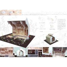 登竜門 / シェルター学生設計競技2007
