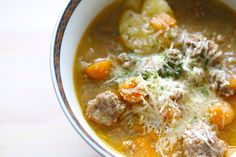 """Instant Pot Paleo Hamburger Soup Oh man, the back to schooling is equal parts """"Whew"""" and """"OMG"""". On one hand it's a relief to have a few moments in the day where I am not breaking up fights. On the other hand, we now enter the """"Hurry, rush, did you get your homework/lunchbox/project"""" phase of...Read More »"""