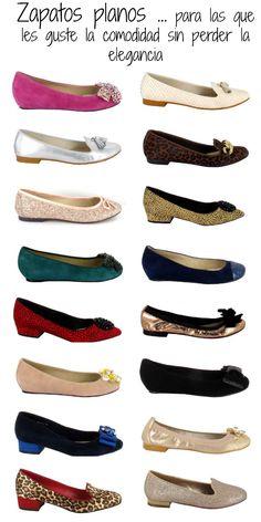 Zapatos planos MENBUR