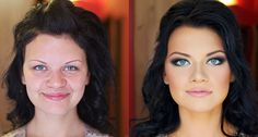 This is what makeup can do