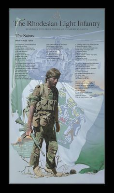 Rhodesia: The Ultimate Photographic Resource! - Page 9 - The FAL Files Military Archives, Military Special Forces, Military Pictures, Figure Reference, All Nature, World History, Military History, Fal Rifle, Army
