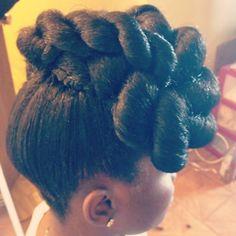 Curls + Twists