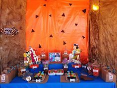 The Flintstones Birthday Party Ideas | Photo 1 of 22 | Catch My Party