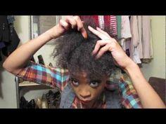 """Fall """"Pumpkin Bun"""" Tutorial + Makeup! - YouTube"""