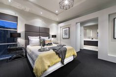 Kade Master Bedroom - WOW! Homes http://www.wowhomes.com.au/
