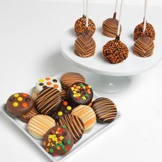 Fall Oreo Cookies And Cake Pops now featured on Fab.