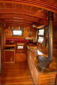 Welcome to the House of Seven Rivers, a gorgeous housetruck