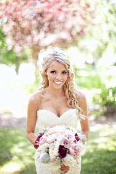 Bridals Wedding Hair Photos on WeddingWire