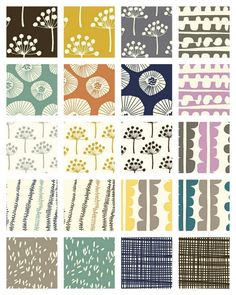 lotta jansdotter fabric | Sneak Peek ~ Echo by Lotta Jansdotter | The Fabric Shopper